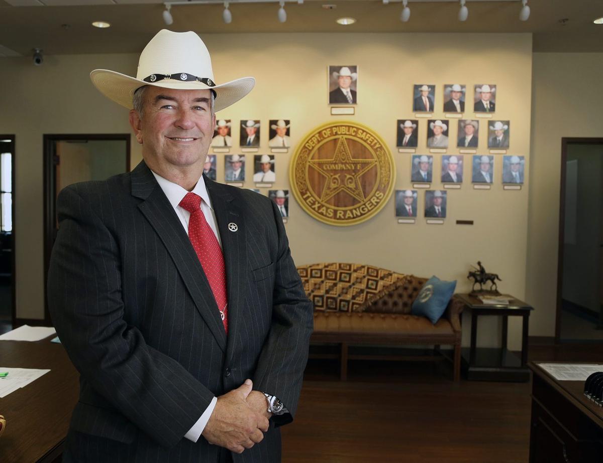 China Spring man retires as chief of Texas Rangers | Waco ...