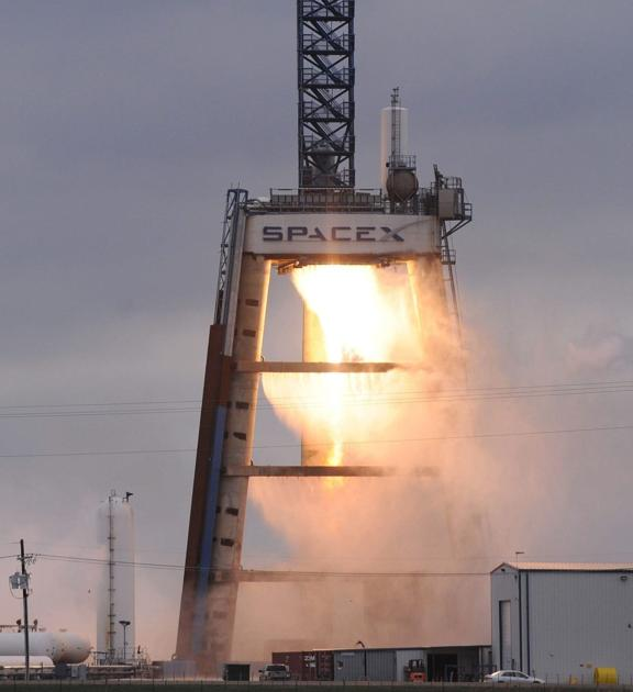 SpaceX expansion could add 300 jobs locally - WacoTrib.com ...
