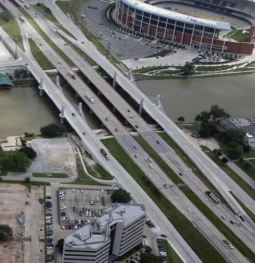I-35 Brazos Bridges