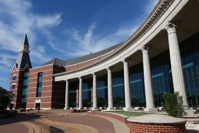 Baylor campus science building (copy)