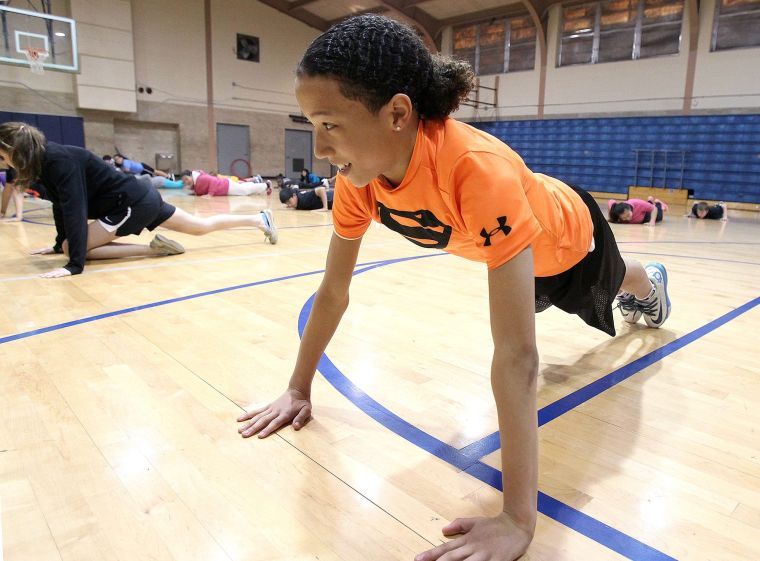 Baylor study: strength training lowers kids' risks of developing