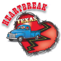 Heartbreak Texas graphic