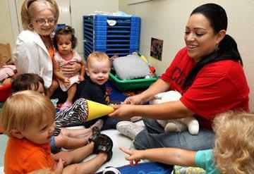 Coalition promotes child rearing on Brazelton methods