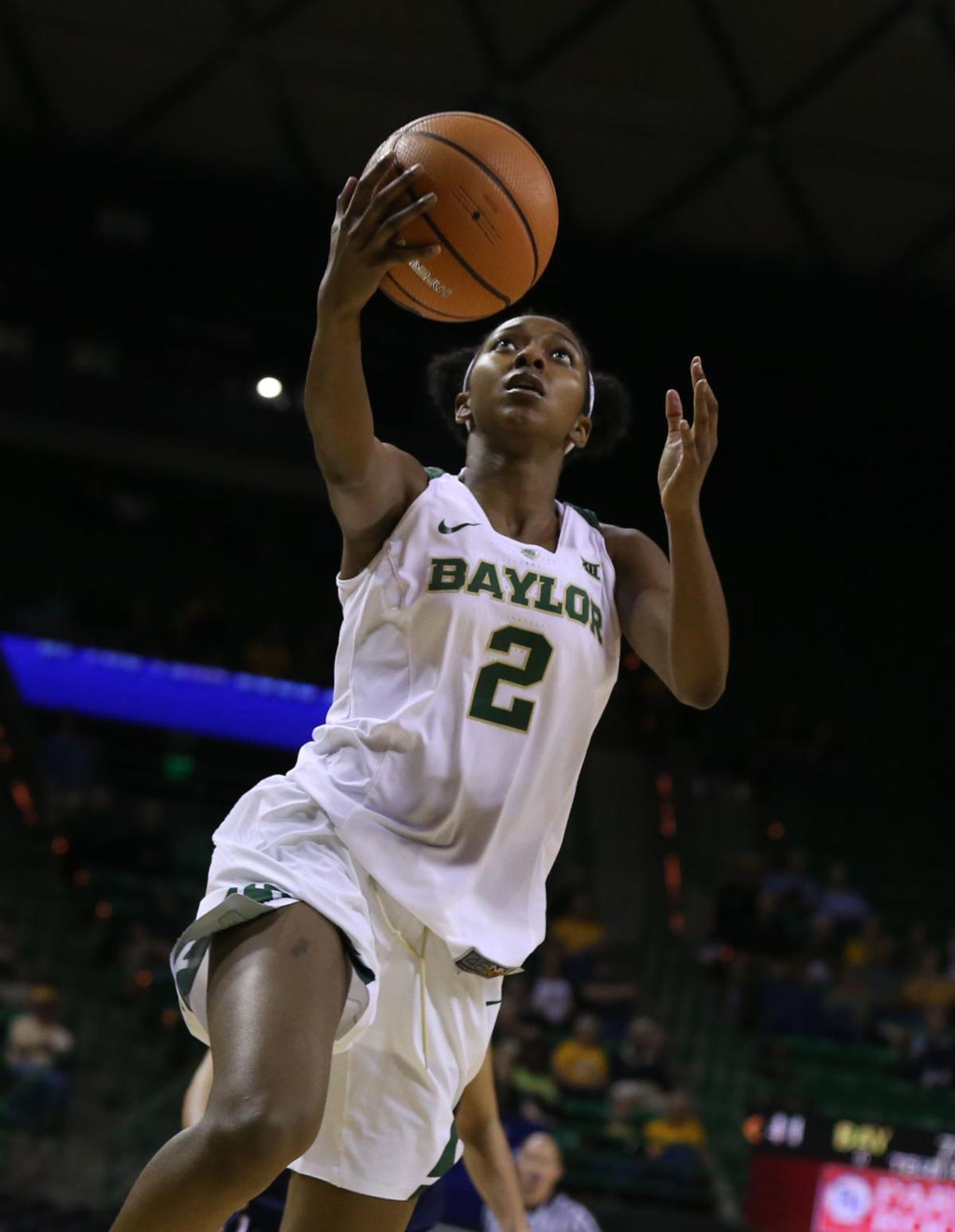 Washburn Baylor Basketball