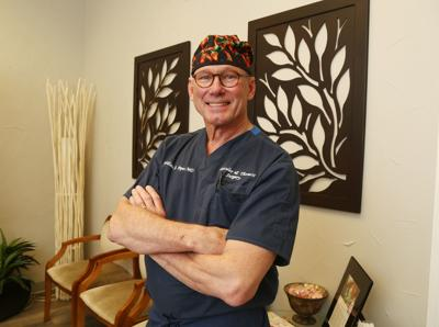 Cardiovascular surgeon Peper provides expert vein care