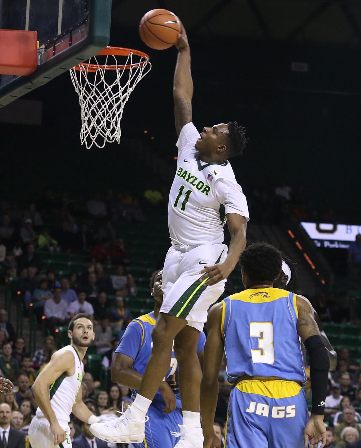 Southern Baylor Basketball