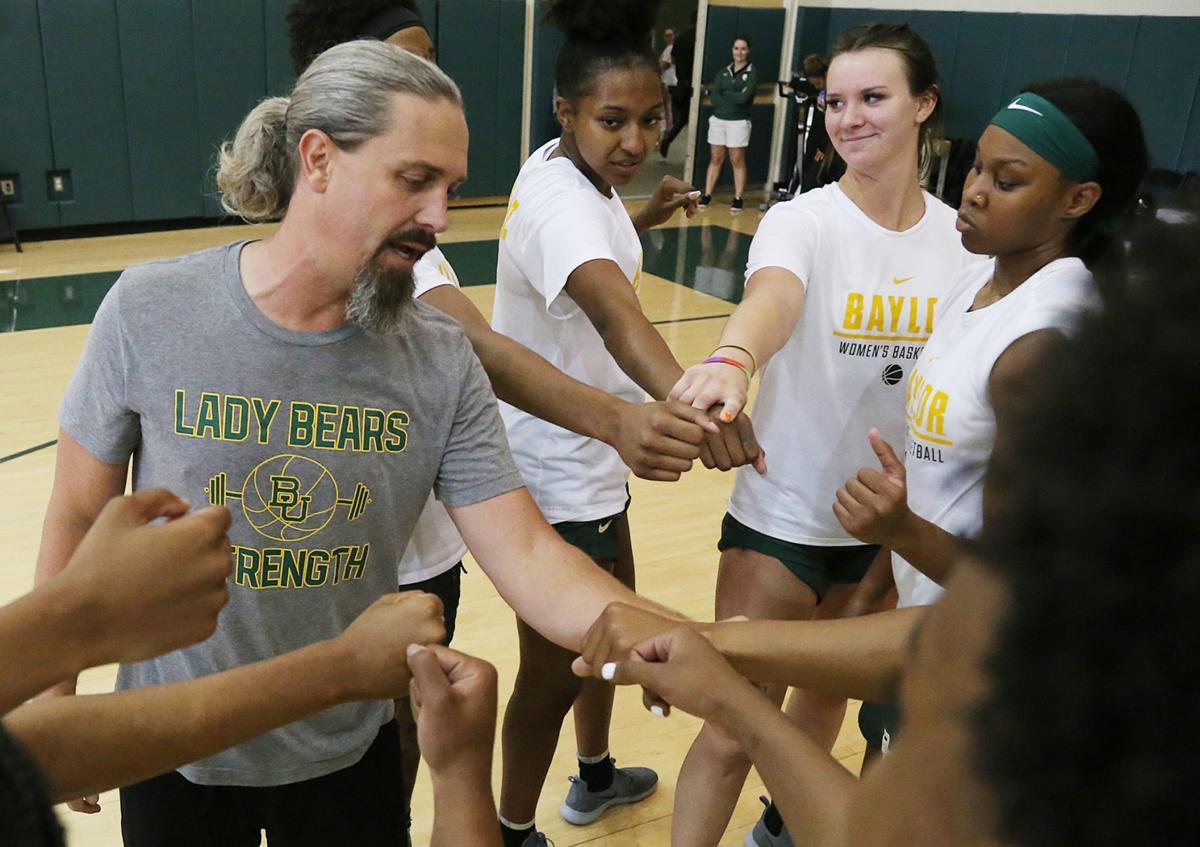 New ladybears coach