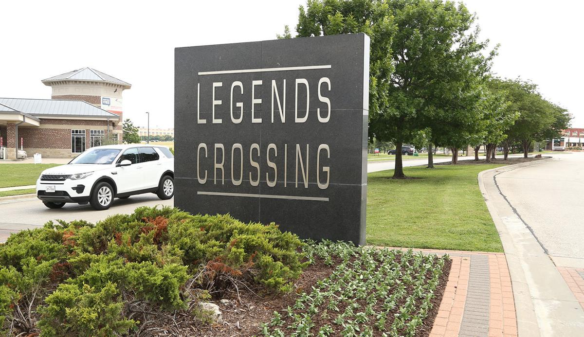 Legends Crossing