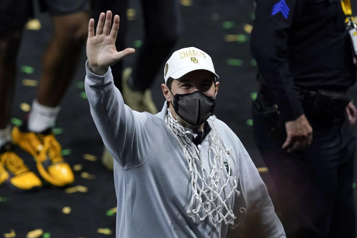 NCAA Final Four Baylor Gonzaga Basketball (copy)