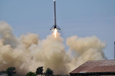 F9R Dev takeoff