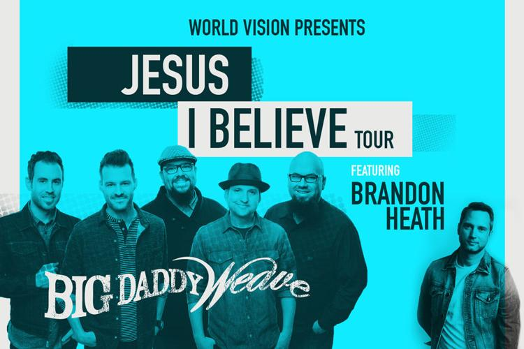 Big Daddy Weave With Brandon Heath Music Wacotrib Com