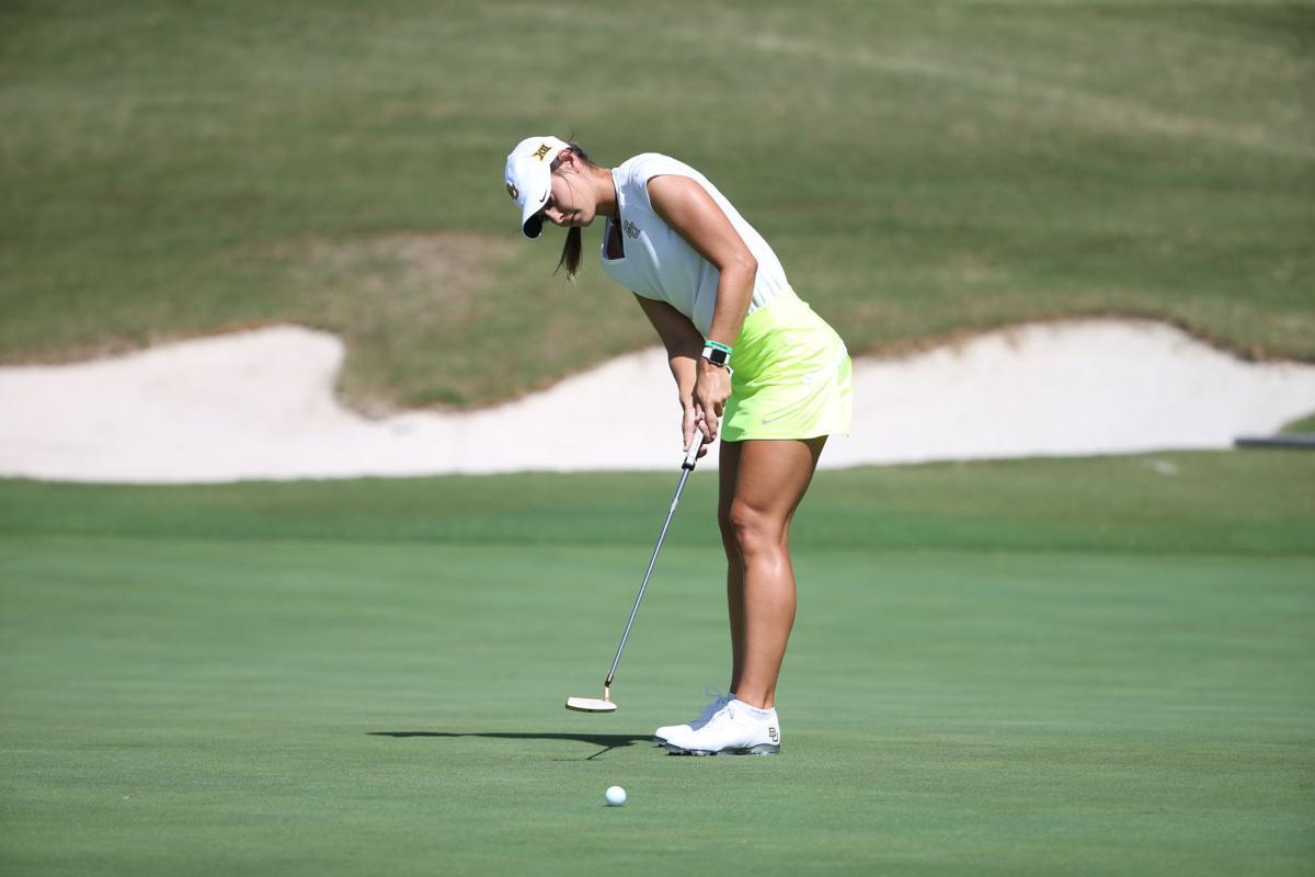 7e6f64b3fa2 Baylor women s golf team motivated before NCAA Athens Regional ...