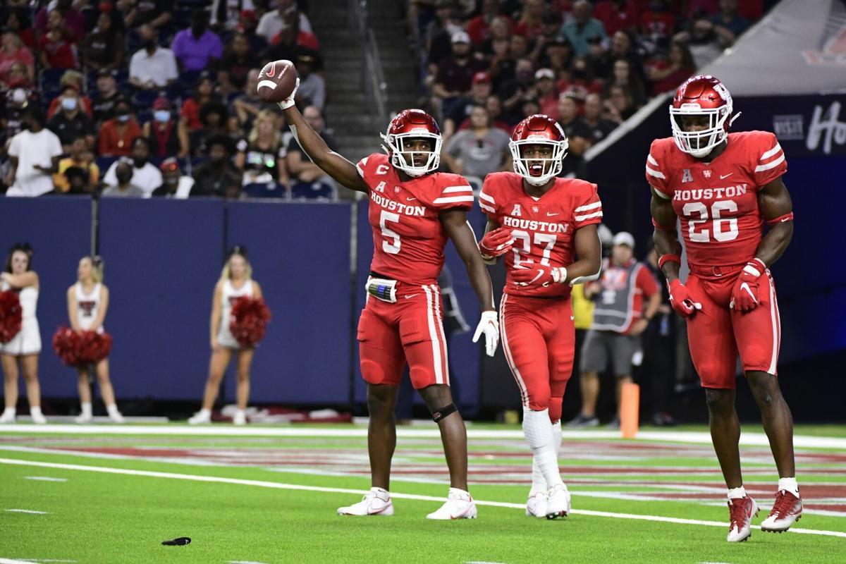Texas Tech Houston Football