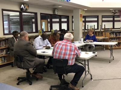 Marlin ISD Board of Managers (copy) (copy)