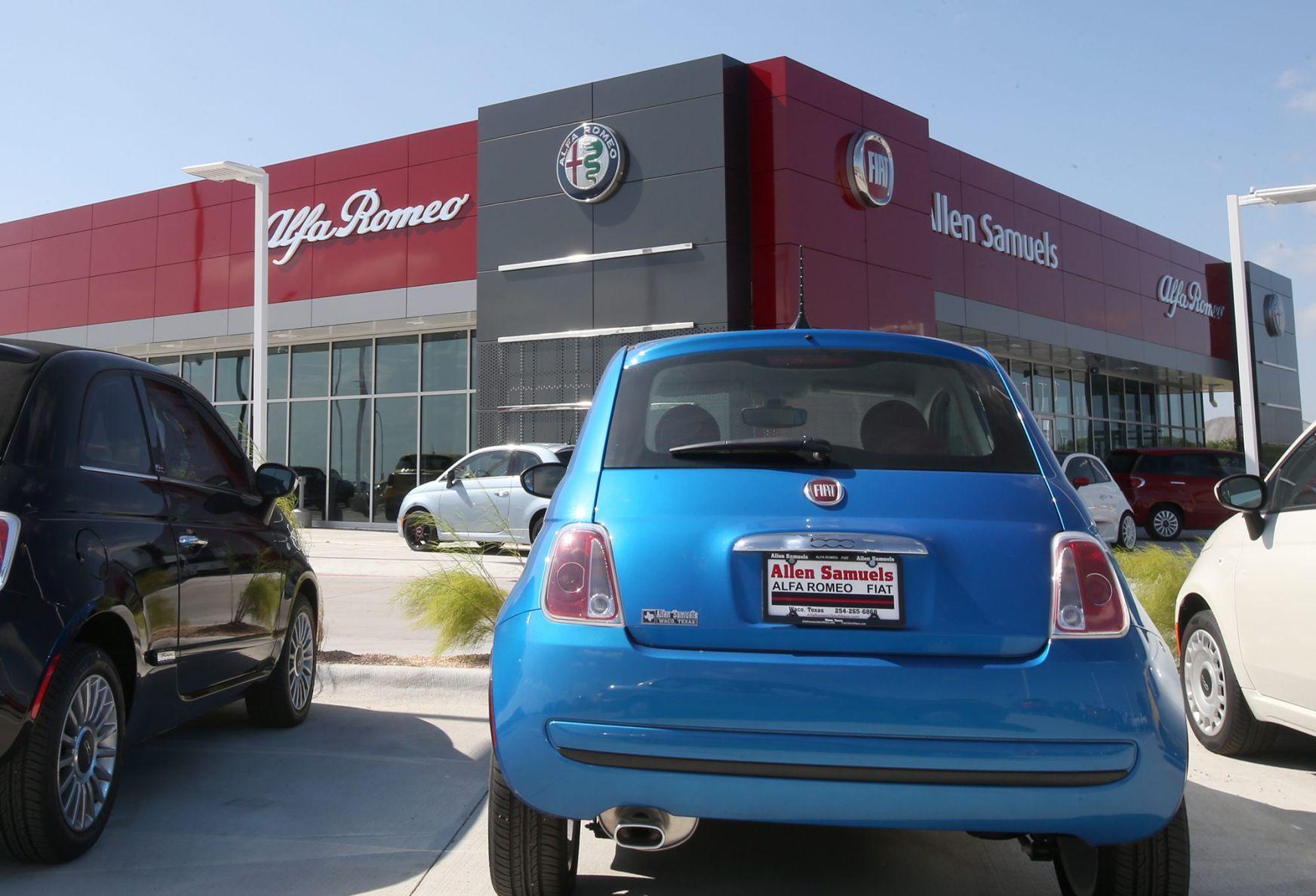 Awesome Alfa Romeo Dealership Opens In Waco