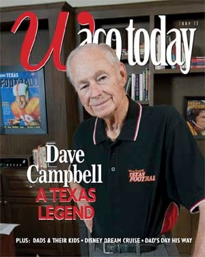 Dave Campbell: A Texas legend