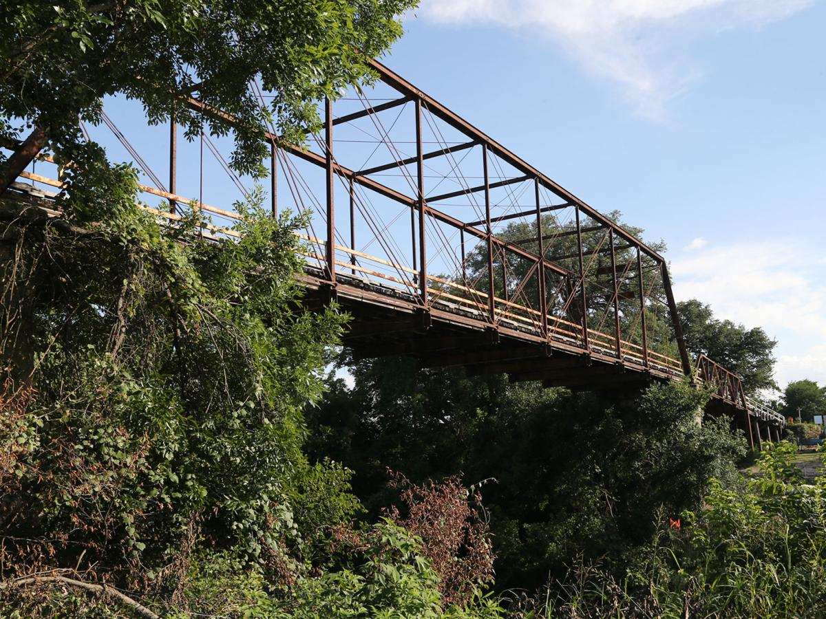 A bridge too close? A historic preservation conundrum on the Bosque River