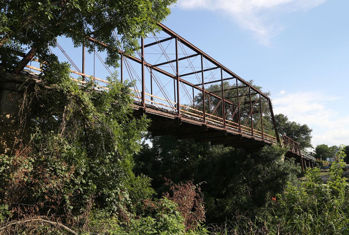 Clifton Whipple Truss bridge
