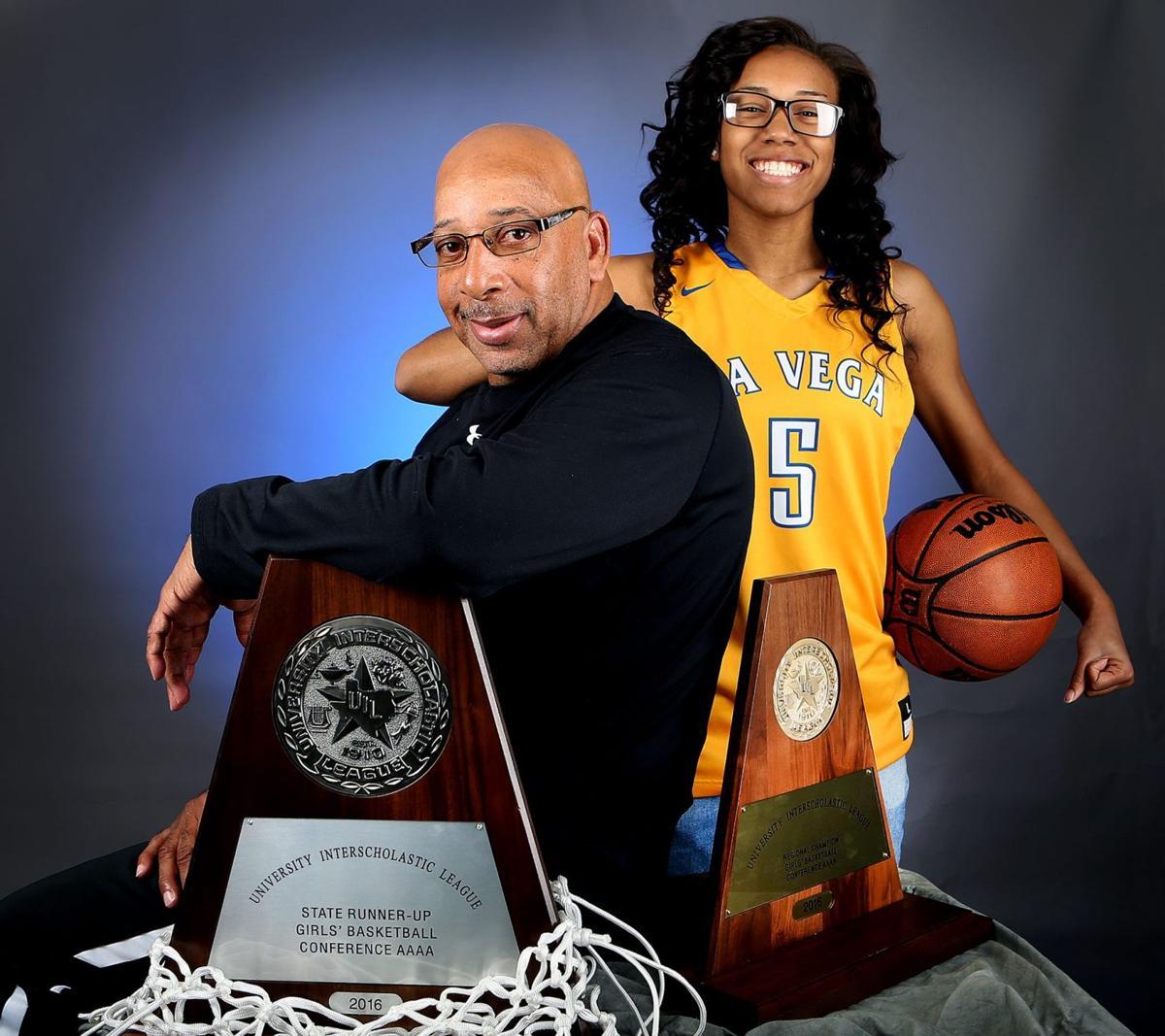 Super Centex Girls Basketball Team La Vegas Landrum Jefferson Formed Elite Partnership