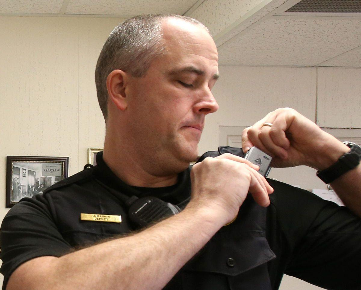 McLennan County constables expanding body camera use