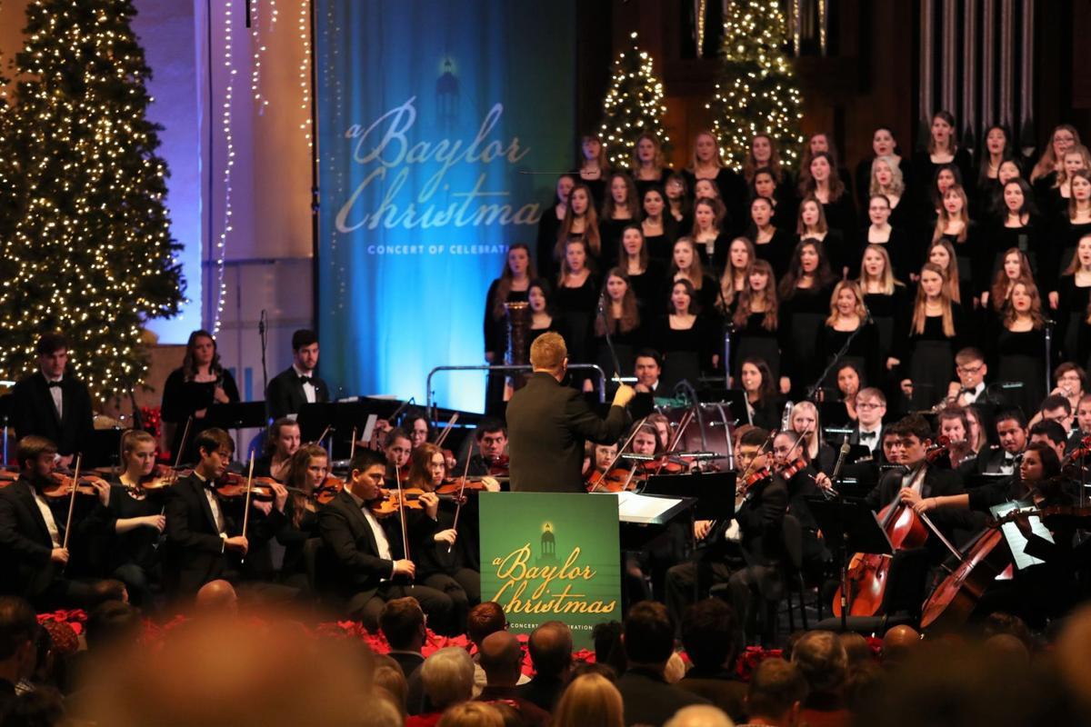 Baylor Christmas concert