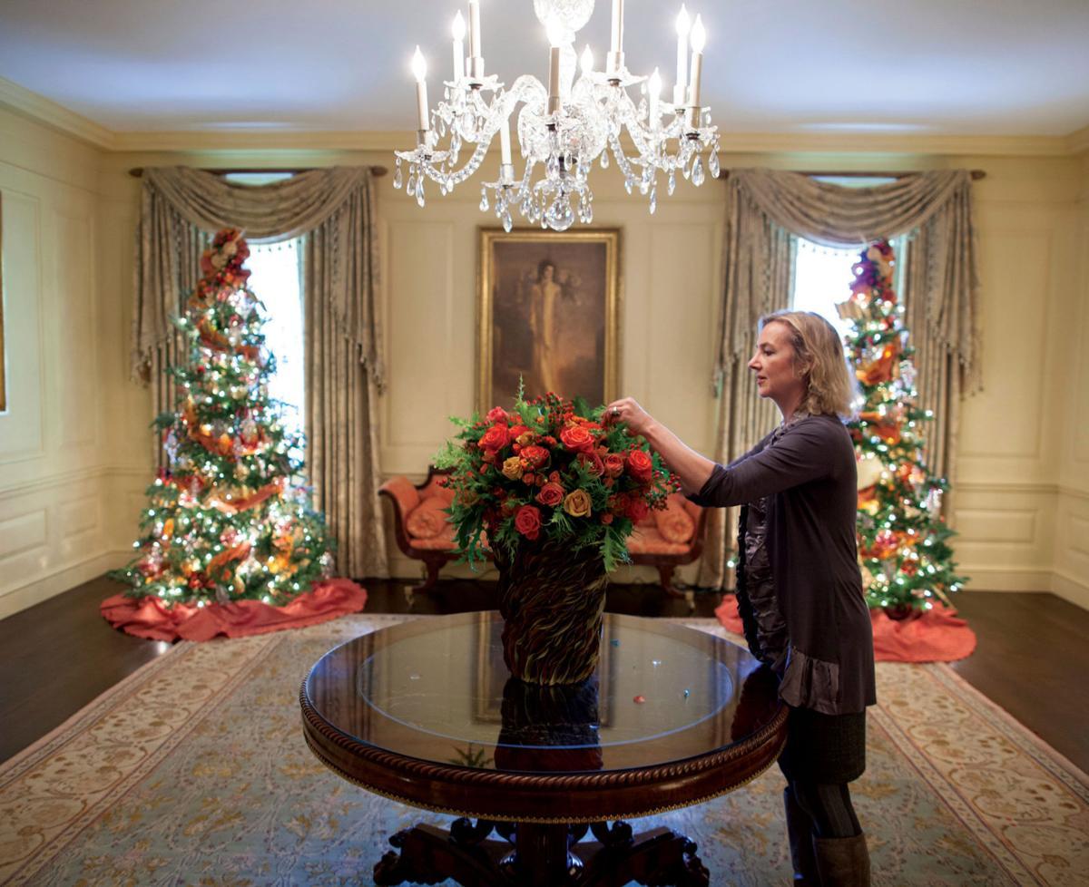 Flower Diplomacy White House Floral Designer Shares Stories In