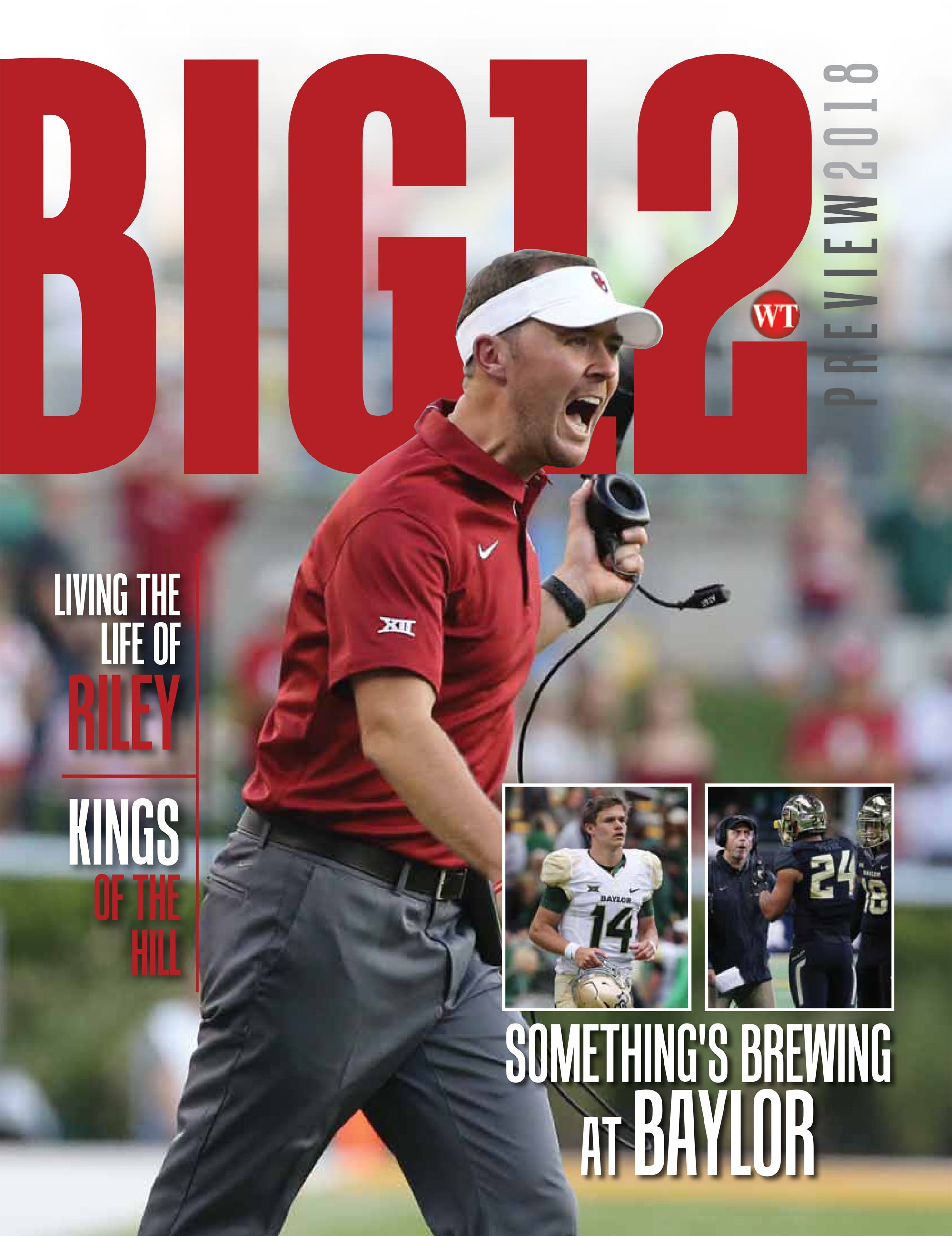 Big 12 Preview 2018