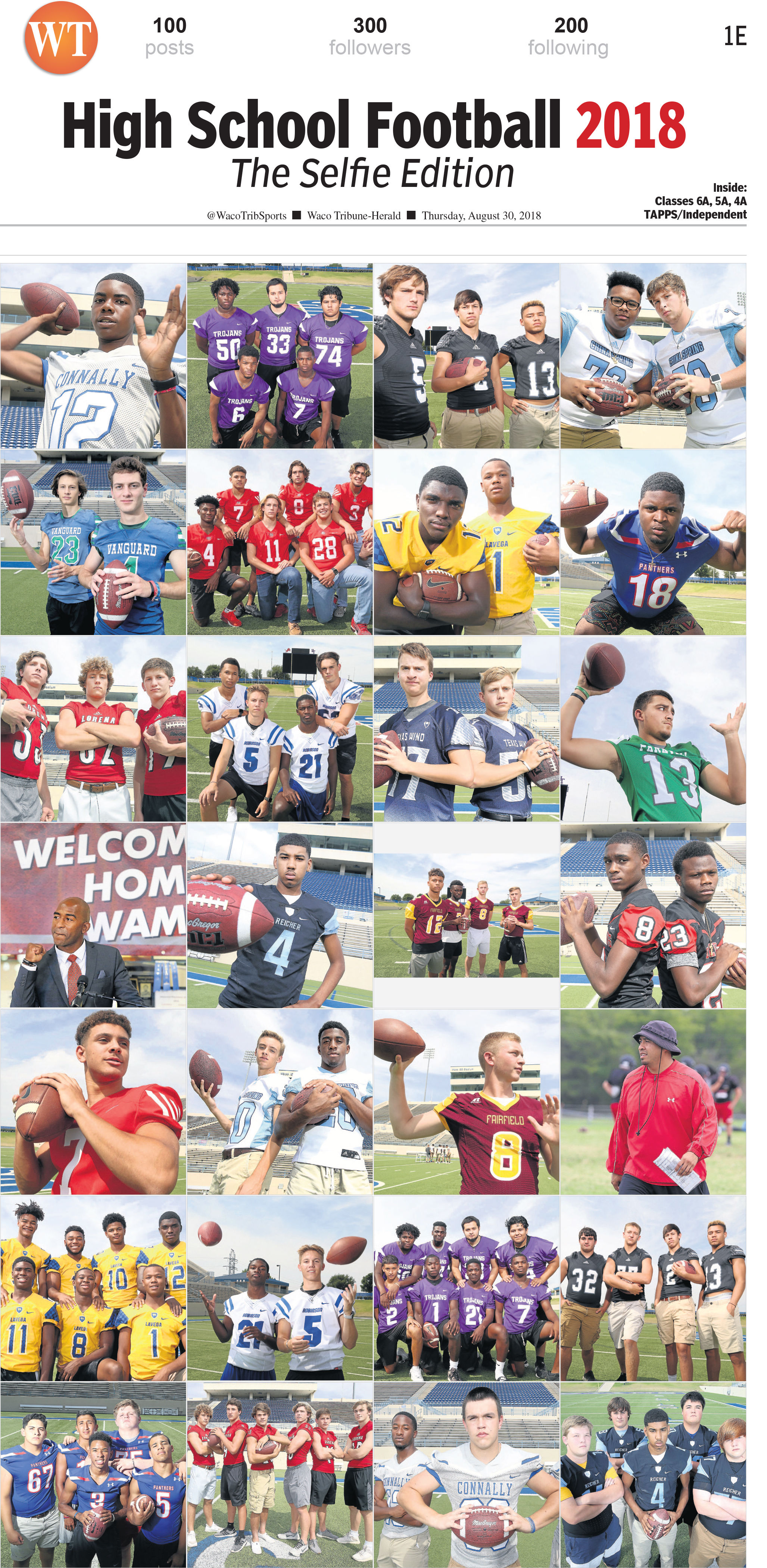 Football Preview 2018