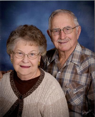 Jim and Norma Buresh