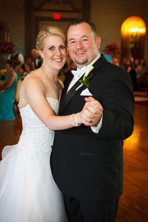Barry, Corrigan wed in July ceremony