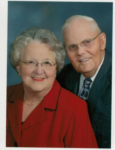 Roger and Delores Rasmussen