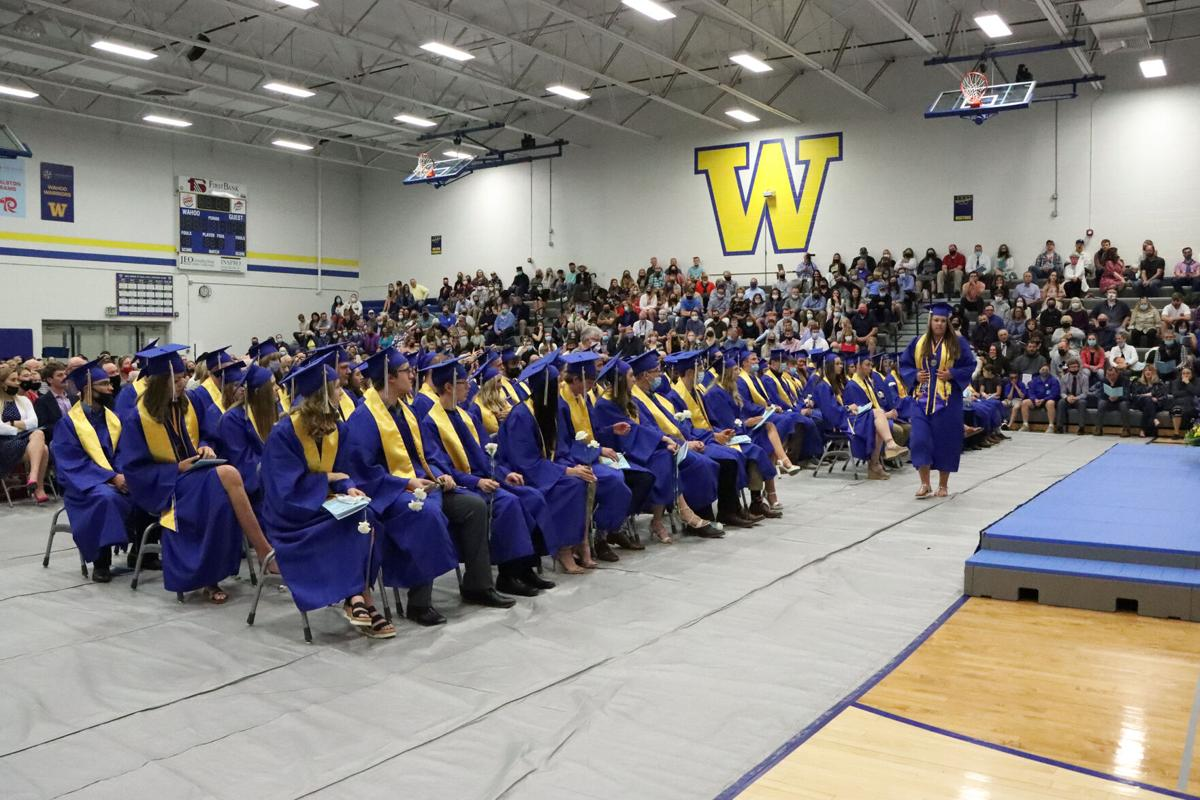 Wahoo Public Class of 2021 Graduation Photo No. 2