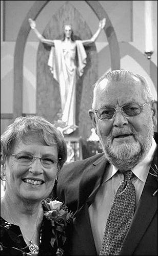 Hohns celebrate 50th anniversary