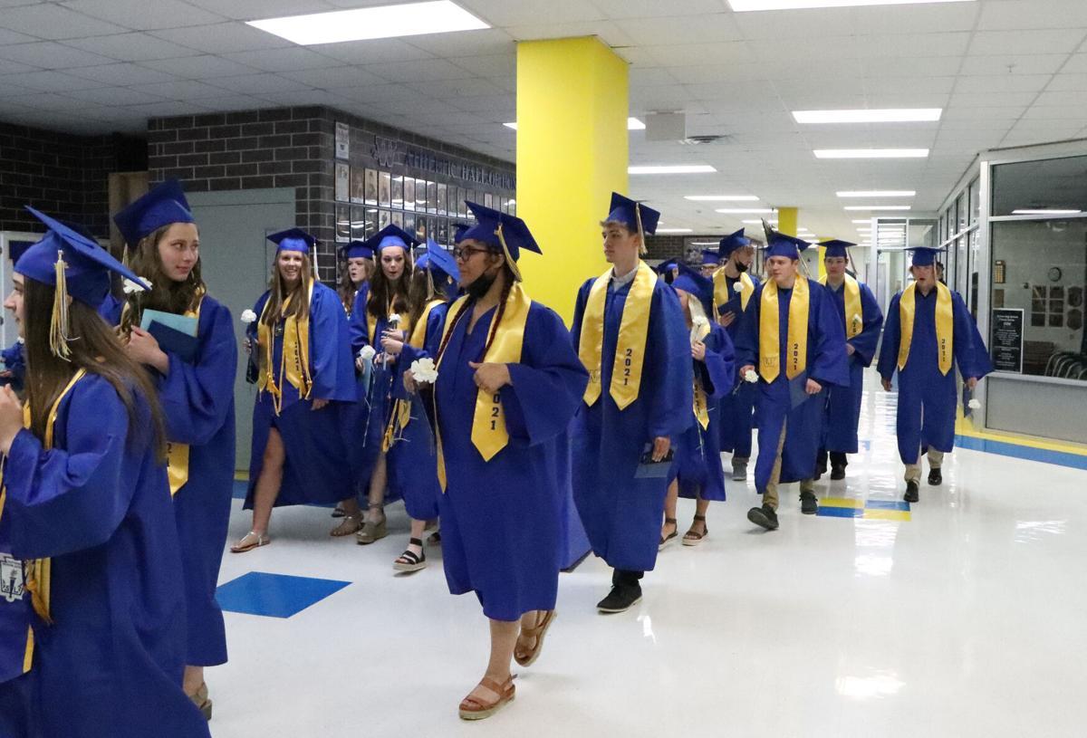 Wahoo Public Class of 2021 Graduation Photo No. 1