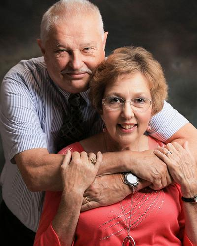 Glenn and Phyllis Chandler