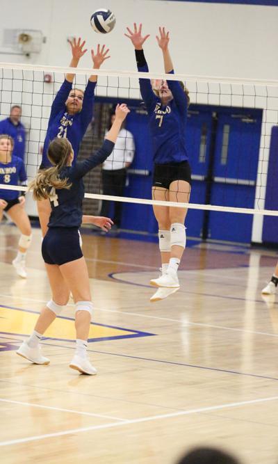 Wahoo Volleyball