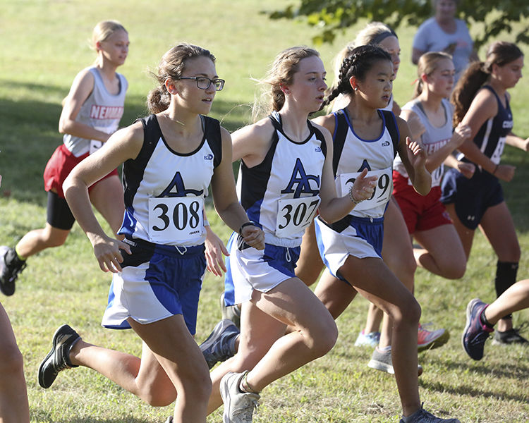Bluejay cross country