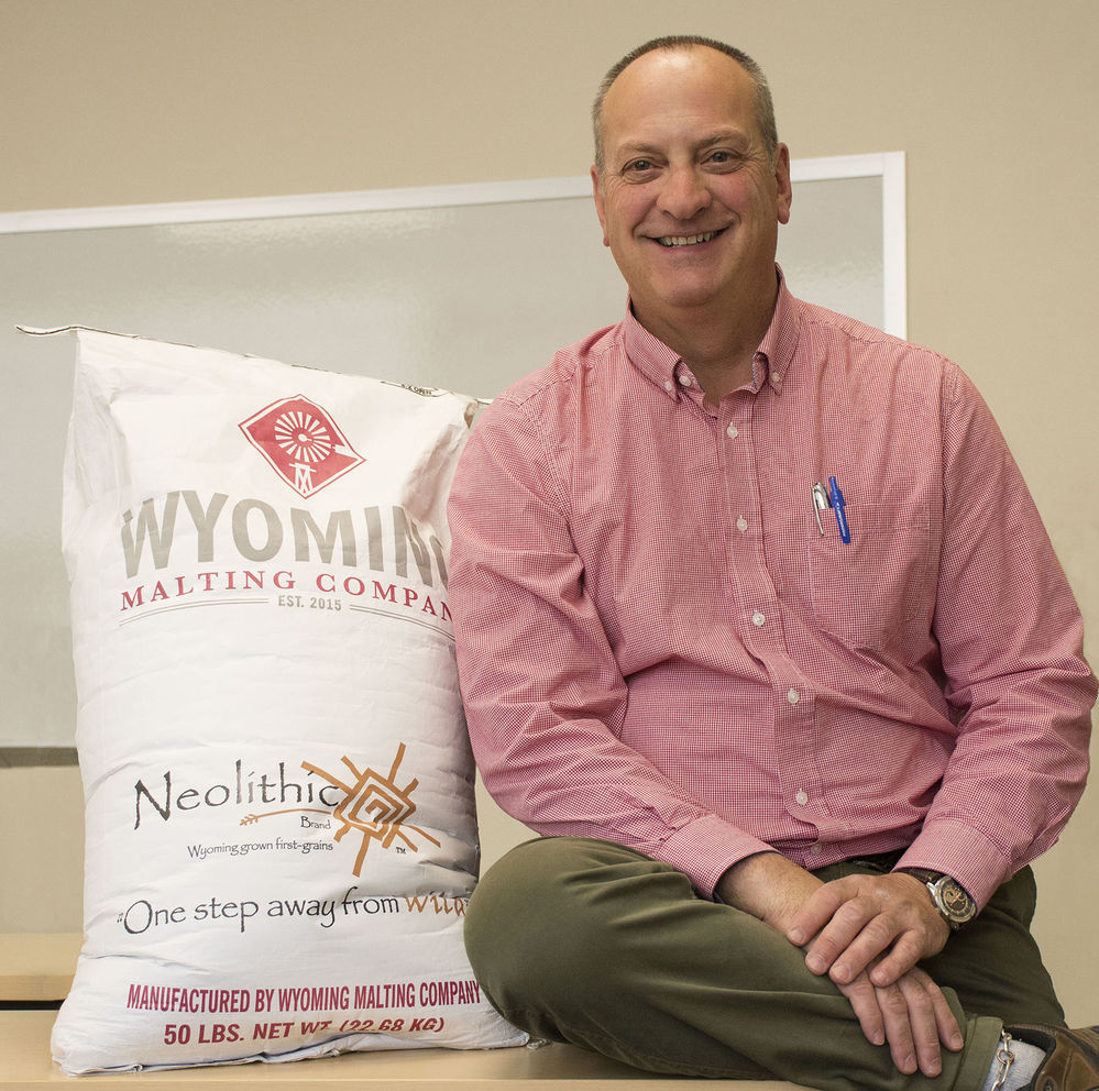 Finding a niche market for ancient grains