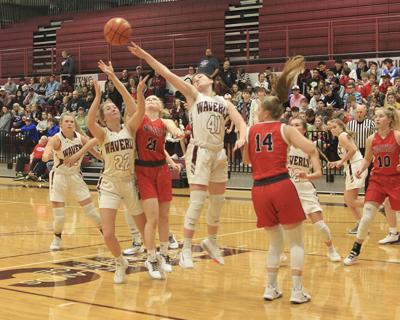 Waverly girls basketball
