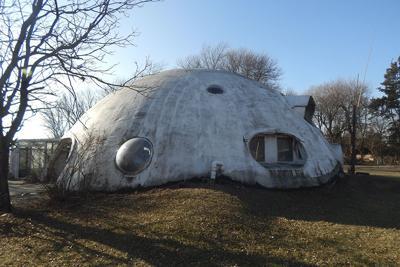 Igloo house