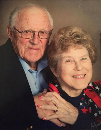 Larry and Jolene Buck