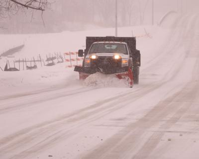 Snow, not emergencies, pile up during storm | News | wahoo-ashland