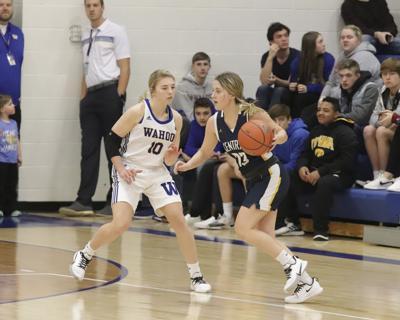 Mustang girls basketball
