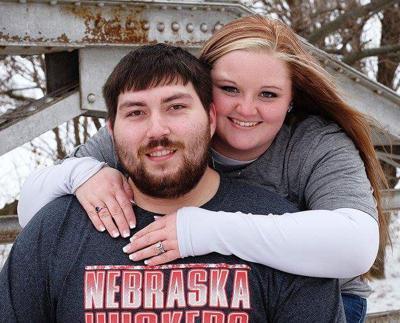 Ryan Pokorny and Allison Depko