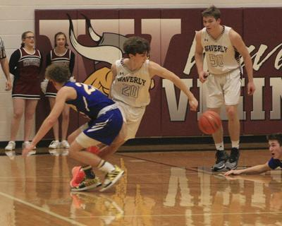 Waverly boys basketball