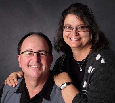 Karen Johnson and Bill Hartwig
