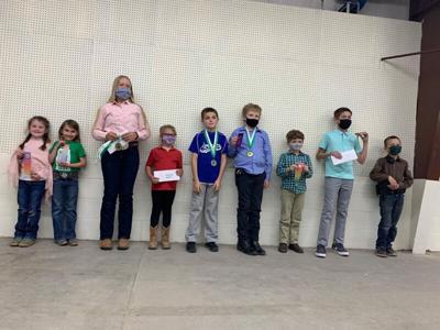 4-H Public Speaking Contest