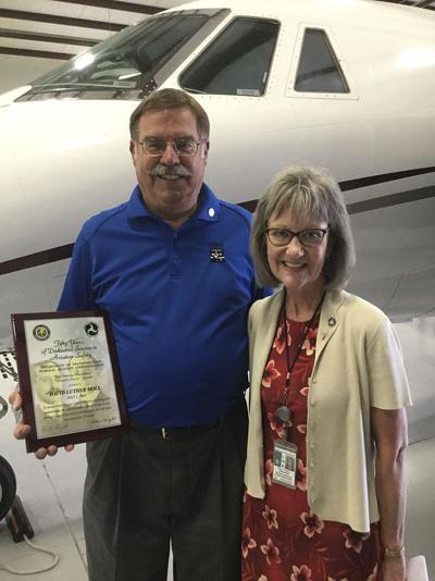 Wrights Brothers Master Pilot Award