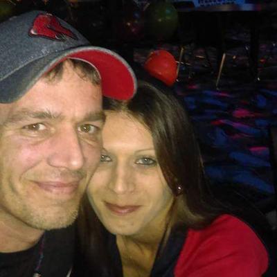 Jeffrey Robichaud and Jodi Dey