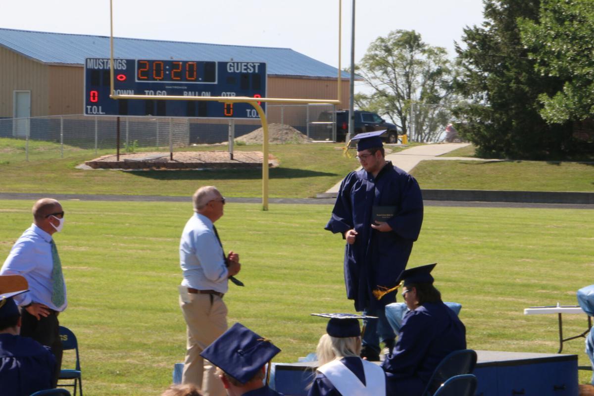 Raymond Central graduation
